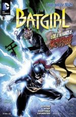 Batgirl (2011- ) #8 - Gail Simone, Ardian Syaf, Alitha Martinez, Vicente Cifuentes