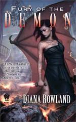 Fury of the Demon - Diana Rowland