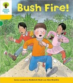Bush Fire! - Roderick Hunt, Alex Brychta