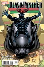 Black Panther #1 Newbury Comics Neal Adams Exclusive Variant Cover - Ta-Nehisi Coates