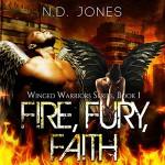 Fire, Fury, Faith: Winged Warriors - N. D. Jones, Ryan Vincent Anderson, Natalie Jones