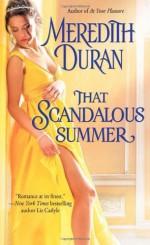 By Meredith Duran That Scandalous Summer [Mass Market Paperback] - Meredith Duran