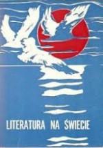 Literatura na świecie nr 5-6 (130-131)/1982 - Vladimir Nabokov, Leszek Engelking, John Barth, Jurij Michaiłowicz Łotman, Redakcja pisma Literatura na Świecie