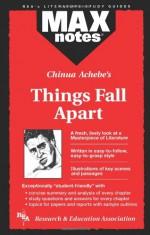 Things Fall Apart (MAXNotes Literature Guides) - Sara Talis O'Brien, Chinua Achebe, Karen Pica, English Literature Study Guides
