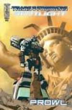 Transformers Spotlight Prowl #1 - Mike Costa
