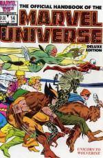 Essential Official Handbook of the Marvel Universe - Deluxe Edition, Vol. 3 - Mark Gruenwald, Peter Sanderson, John Byrne, Bob Layton, Eliot R. Brown, Dave Cockrum