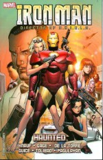 Iron Man director of S.H.I.E.L.D.: Haunted - Daniel Knauf, Charlie Knauf, Roberto de la Torre