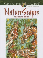 Creative Haven NatureScapes Coloring Book - Patricia J. Wynne
