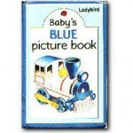 Baby's Blue Picture Book - Dillow, John Dillow