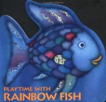 Playtime with Rainbow Fish Board - Marcus Pfister