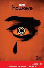 Hawkeye #10 - Matt Fraction, Francesco Francavilla
