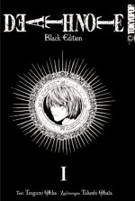 Death Note: Black Edition, Volume 1 - Yuki Kowalsky, Takeshi Obata, Tsugumi Ohba