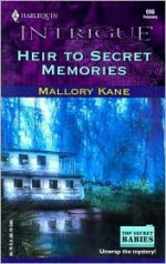 Heir to Secret Memories - Mallory Kane