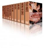 BBW Romance Boxed Set (10 Book Bundle) - Marina Maddix, Julianne Reyer, Aubrey Rose, Adriana Hunter, Tawny Taylor, Krista Lakes, Aphrodite Hunt, Ava Catori, Angelina Spears, Christa Wick