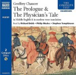 The General Prologue & the Physician's Tale: In Middle English & in Modern Verse Translation - Geoffrey Chaucer, Michael Maloney, Richard Bebb, Philip Madoc