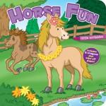 Little Scribbles: Horse Fun - Emma Less, Steve Harpster