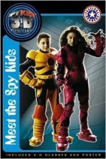 Meet the Spy Kids [With PosterWith 3-D Glasses] - Kate Egan, Robert Rodriguez