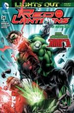 Red Lanterns (2011- ) #24 - Charles Soule, Alessandro Vitti