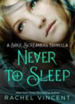 Never to Sleep - Rachel Vincent