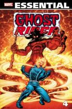 Essential Ghost Rider, Vol. 4 - Michael L. Fleisher, Peter Gillis, Tom DeFalco, J.M. DeMatteis, Roger Stern, Bob Budiansky, Don Perlin, Ron Frenz, Tom Sutton