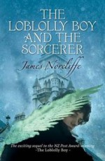 The Loblolly Boy and the Sorcerer - James Norcliffe