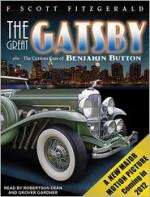 The Great Gatsby/The Curious Case of Benjamin Button - F. Scott Fitzgerald, Dawkins Dean, Grover Gardner, Robertson Dean