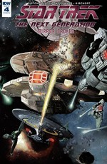 Star Trek: TNG: Mirror Broken #4 - J.K. Woodward, Scott Tipton, David Tipton