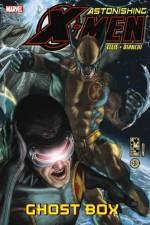 Astonishing X-Men, Vol. 5: Ghost Box - Warren Ellis, Alan Davis, Mark Farmer, Clayton Crain, Kaare Andrews, Adi Granov, Simone Bianchi