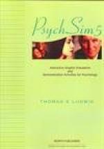 Psychology, PsychSim 5.0 CDR, PsychSim 5.0 Booklet, & Study Guide - David G. Myers, Thomas Ludwig