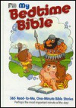 My Bedtime Bible - Carolyn Larsen, Rick Incrocci