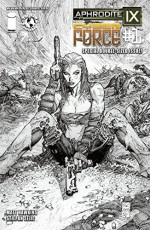 Aphrodite IX Cyber Force #1 Marc Silvestri 1:10 Sketch Variant - Matt Hawkins