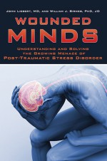 Wounded Minds: Understanding and Solving the Growing Menace of Post-Traumatic Stress Disorder - John Liebert, William J. Birnes