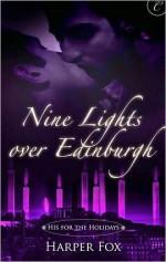 Nine Lights Over Edinburgh - Harper Fox