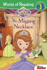 World of Reading: Sofia the First The Missing Necklace: Level Pre-1 - Walt Disney Company, Lisa Ann Marsoli, Disney Storybook Art Team
