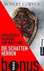"""Giftschatten: Das exklusive Package zur Welt von """"Die Schattenherren"""" (German Edition) - Robert Corvus"""