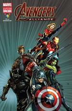 Marvel Avengers Alliance (2016) #1 - Paco Diaz, Fabian Nicieza, Sam Taylor-Wood