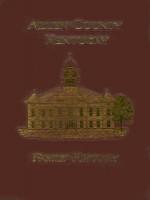 Allen County Kentucky Family History - Turner Publishing Company, Turner Publishing Company