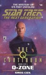 Q-Zone (Star Trek: The Next Generation #48) - Greg Cox