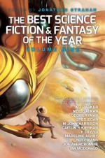 The Best Science Fiction and Fantasy of the Year - Jonathan Strahan