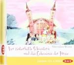 Vier zauberhafte Schwestern und das Geheimnis der Türme (2 CDs) - Sheridan Winn, Marie Bierstedt