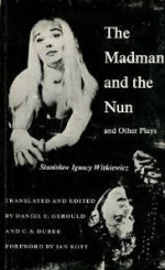 The Madman and the Nun: and Other Plays - Stanisław Ignacy Witkiewicz, Daniel C. Gerould, C.S. Durer