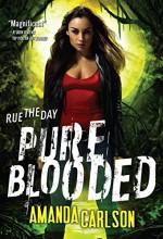 Pure Blooded (Jessica McClain Book 5) - Amanda Carlson
