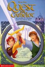 Quest for Camelot: Digest Novelization (Quest for Camelot) - J.J. Gardner, Vera Chapman