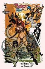 Tarot, Witch of the Black Rose: One Million Years B.C. (Boo Cat) - Jim Balent, Jim Balent