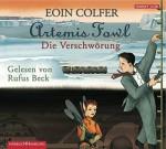 Artemis Fowl - Die Verschwörung (4 CDs) (Ein Artemis-Fowl-Roman, Band 585) - Eoin Colfer, Rufus Beck, Claudia Feldmann