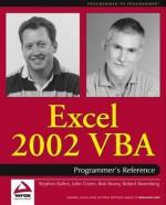 Excel 2002 VBA: Programmers Reference - John Green, Rob Bovey, Stephen Bullen, Robert Rosenberg