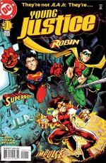 Young Justice #1 - Todd Nauck, Peter David