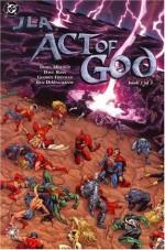 JLA Act of God #1 of 3 2001 (JLA Act of God, 1) - Doug Moench, Dave Ross