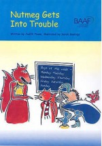 Nutmeg Gets Into Trouble - Judith Foxon, Sarah Rawlings