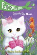 Purrmaids 3: Seasick Sea Horse - Sudipta Bardhan-Quallen, Vivien Wu